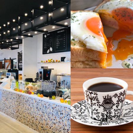 県産食材カフェ