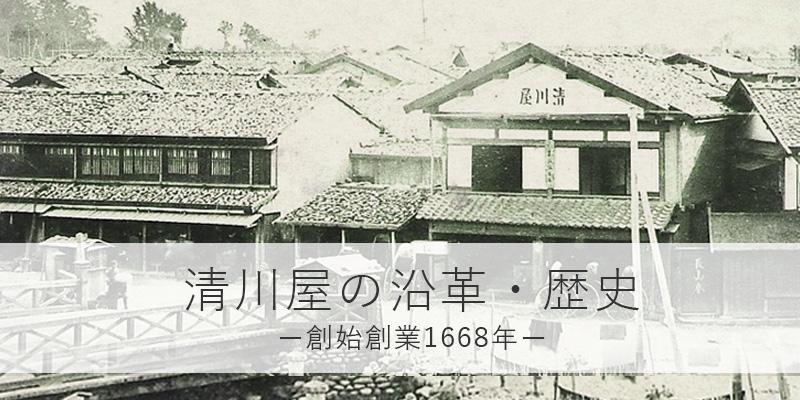 沿革・歴史
