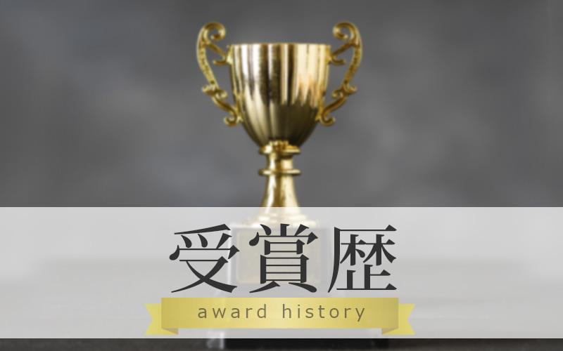 受賞歴―スマホ